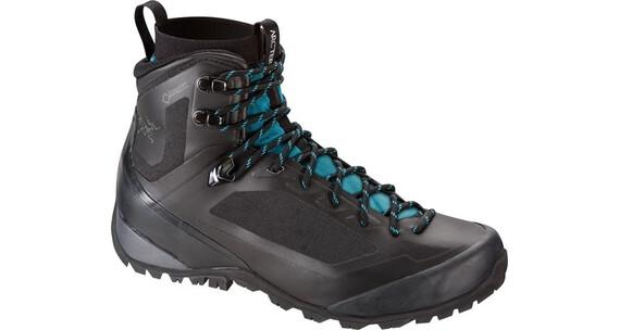 Arcteryx W's Bora Mid GTX Hiking Boot Black/Mid Seaspray